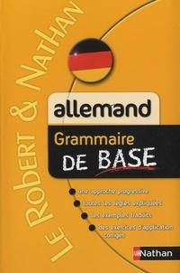 François Muller et Helga Wencker - Grammaire de base - Allemand.