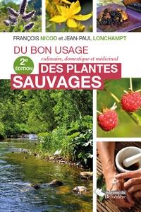 Openwetlab.it Du bon usage des plantes sauvages - Culinaire, domestique, médicinal Image