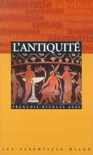 Histoiresdenlire.be L'Antiquité Image