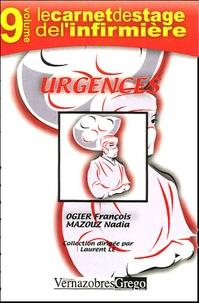 François Ogier et Nadia Mazouz - Urgences.