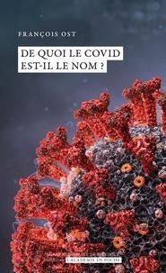 François Ost - De quoi le Covid est-il le nom ?.