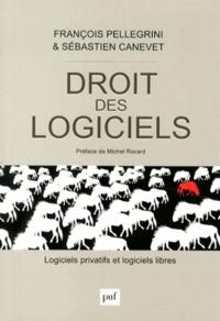 François Pellegrini et Sébastien Canévet - Droit des logiciels - Logiciels privatifs et logiciels libres.