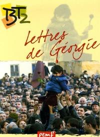 François Perdrial - Lettres de Géorgie.