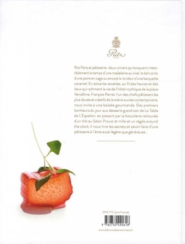 Instants sucrés au Ritz Paris