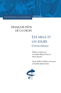 Les mille et un jours - Contes persans.pdf