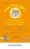 François Petit - Conjug Cat's CM - Dossiers pédagogiques - Pour apprendre les 7 temps de conjugaison de manière ludique.