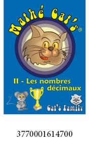 Deedr.fr Mathe cat's 2 Cycle 3 - Les nombres décimaux Image
