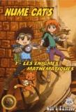François Petit et Ronnel Pascua - Numé Cat's 1 - Les énigmes mathématiques.