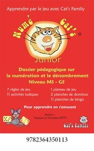 Numé Cat's Junior- Cycle 1 - François Petit |