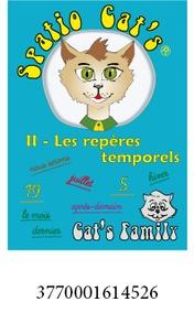 François Petit et Jean-Marc Sarrauste - Spatio Cat's 2 - Les repères temporels.