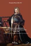 François-Pierre Blanc - Officiers et commissaires du Conseil souverain du Roussillon 1660-1790.