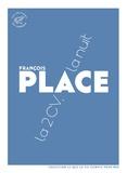 François Place - La 2 CV, la nuit.