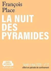 François Place - La Biblimobile (N°12) - La nuit des pyramides.