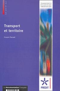 François Plassard - Transport et territoire.