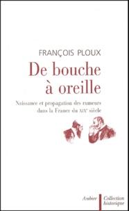 François Ploux - .