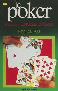 François Poli - Le poker.