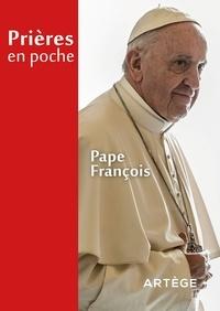 François - Prières en poche - Pape François.