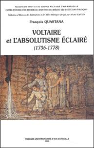 Histoiresdenlire.be Voltaire et l'Absolutisme éclairé (1736-1778) Image