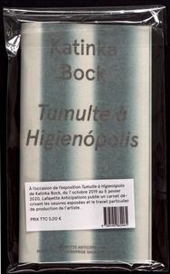 François Quintin - Katinka Bock - Tumulte à Higienopolis.