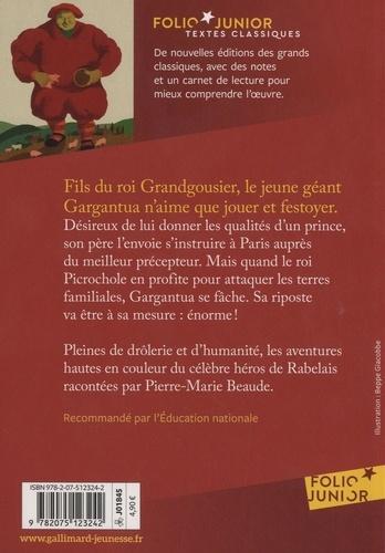 Gargantua. Raconté par Pierre-Marie Beaude