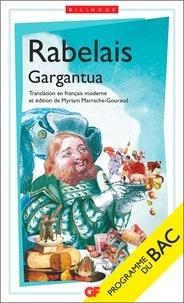 """François Rabelais - Gargantua - Programme nouveau BAC 2022 1re - Parcours """"Le rire, un miroir du savoir""""."""