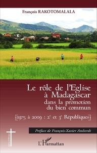Galabria.be Le rôle de l'Eglise à Madagascar dans la promotion du bien commun - (1975 à 2009 : 2e et 3e Républiques) Image