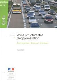François Rambaud - Voies structurantes d'agglomération - Aménagement des voies réservées.