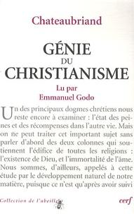 François-René de Chateaubriand - Génie du christianisme, lu par Emmanuel Godo.