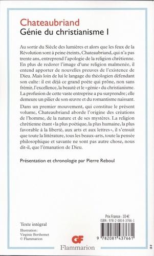Génie du christianisme. Tome 1
