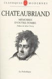 François-René de Chateaubriand - .