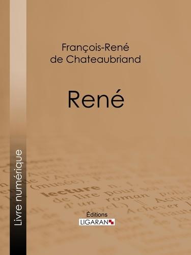 François-René de Chateaubriand - René.
