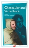 François-René de Chateaubriand - Vie de Rancé.