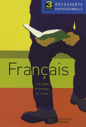 Francais 3e Decouverte Professionnelle