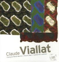 François-René Martin et Pierre Wat - Claude Viallat. 1 DVD