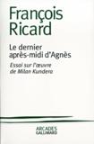François Ricard - .