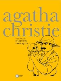 François Rivière et  Chandre - Agatha Christie  : Enquêtes exotiques - Meurtre en Mésopotamie ; L'homme au complet marron.
