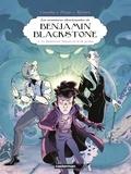 François Rivière et Nicolas Perge - Benjamin Blackstone Tome 2 : La mystérieuse odyssée de la clé perdue.