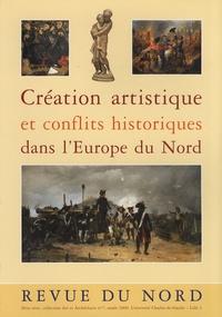 François Robichon - Création artistique et conflits historiques dans l'Europe du Nord.