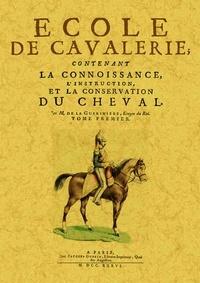 Deedr.fr Ecole de cavalerie, contenant la connoissance, l'instruction, et la conservation du cheval Image