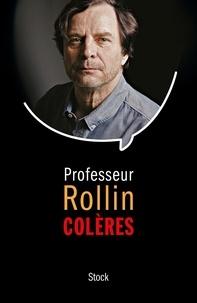 François Rollin - Colères.