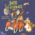 François Ruyer et Etienne Jung - 365 Blagues pour les enfants à partir de 7 ans.