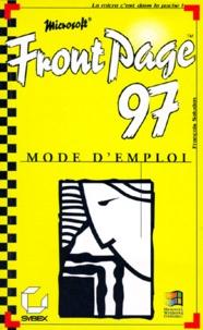 FrontPage 97 - François Saluden | Showmesound.org