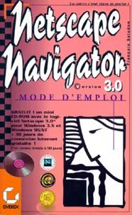 NETSCAPE 2 ET 3. - Mode demploi, avec Cd Rom.pdf