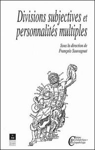 Deedr.fr Divisions subjectives et personnalités multiples Image