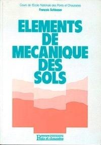 Checkpointfrance.fr Eléments de mécanique des sols Image