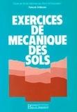François Schlosser - Exercices de mécanique des sols.