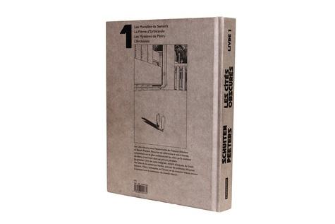 Les cités obscures Intégrale Tome 1 Les murailles de Samaris ; La fièvre d'Urbicande ; Les mystères de Pâhry ; L'archiviste