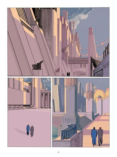 Les cités obscures  La fièvre d'Urbicande -  -  Edition spéciale en couleurs