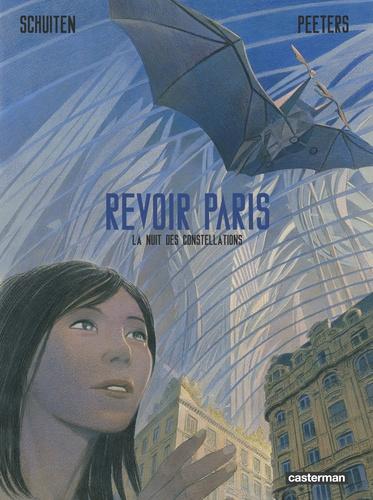 Revoir Paris Tome 2 La nuit des constellation