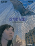 François Schuiten et Benoît Peeters - Revoir Paris Tome 2 : La nuit des constellation.